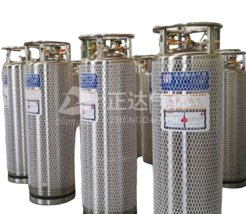 杜瓦瓶液氮